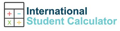 International Student Calculator