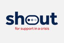 Shout support in a crisis.