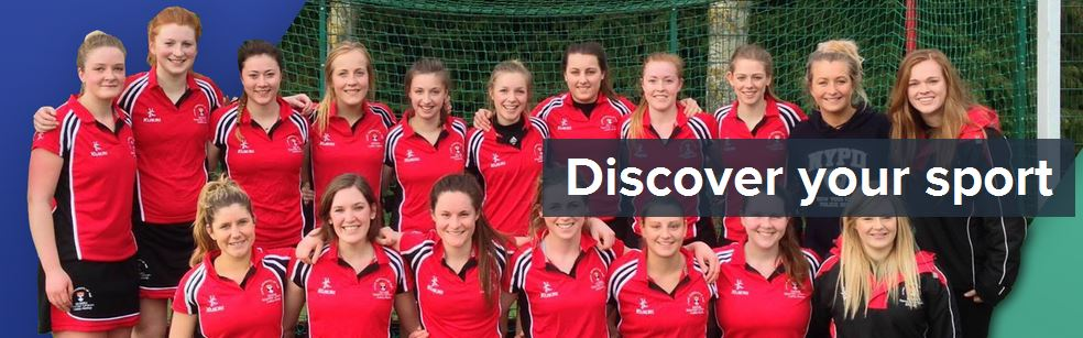 Photograph of female Dundee University Sports team  - Discover your sport