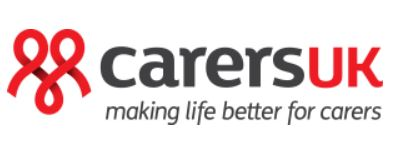 Carer UK Logo - making life better for carers