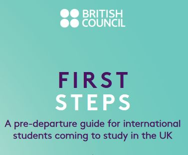 British council first steps pre-departure guide