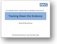 Tracking Evidence Thumb