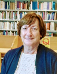 Gaye Doyle, Assistant School Librarian