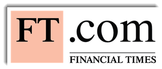 ft.com logo with shadow