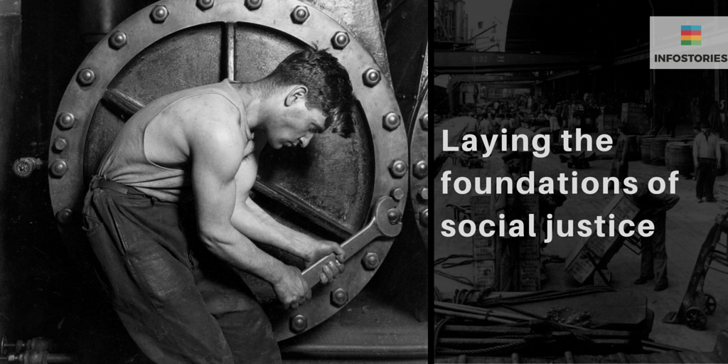 Laying the foundations of social justice InfoStory