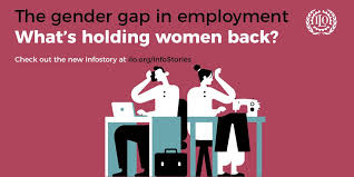 Infostory: Gender gap in employment