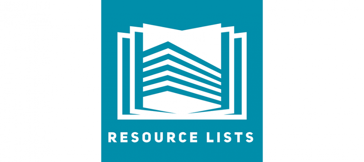Resources lists at Edinburgh Logo
