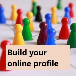 Build your online profile