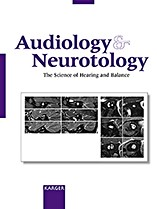 Audiology & Neurotology