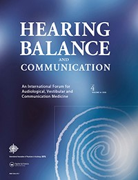 Hearing Balance and Communication