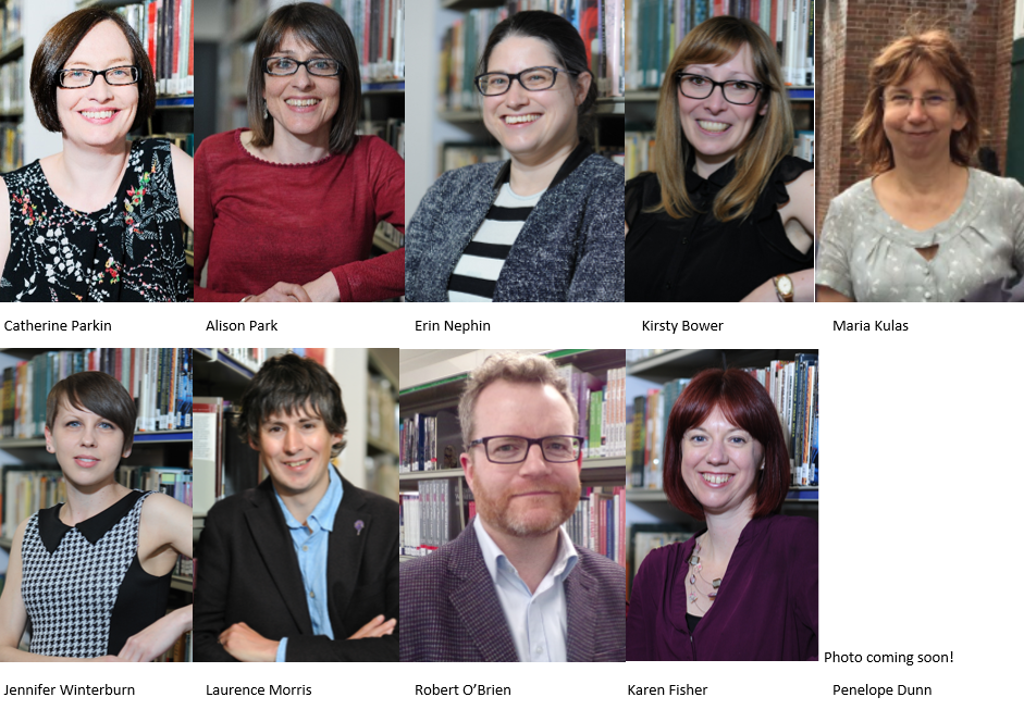 Academic Librarian team at Leeds Beckett University