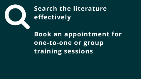 Learn effective searching: book a training session