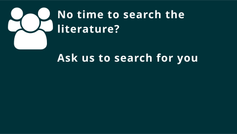 No time to search? Let us do it for you!