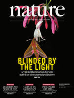 Thunbnail of Nature magazine front cover