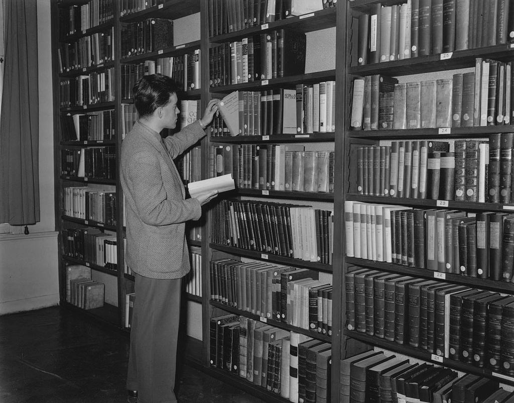 Historie: VU Bibliotheek. Keizersgracht 162