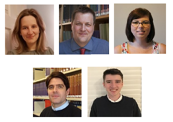Divinity Library Team (from September 2018)