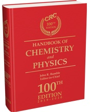 Book cover of CRC Handbook
