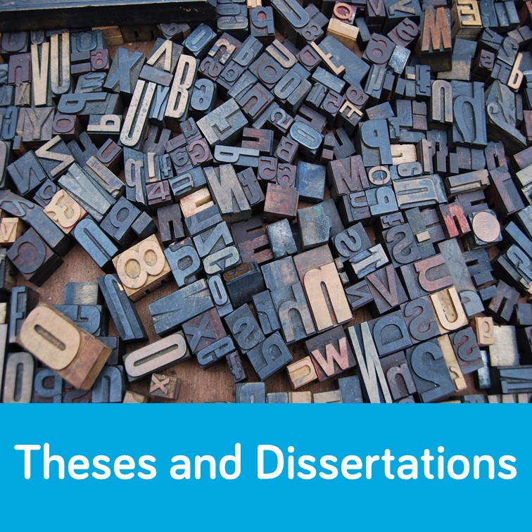 Theses and Dissertation topic guide