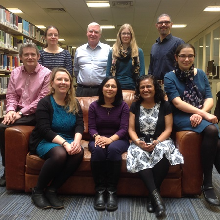 Academic Liaison Librarian team