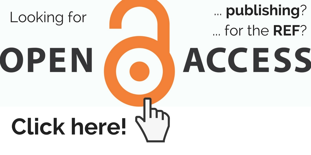 Looking for Open Access? Click here!