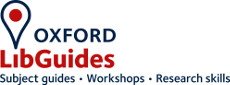 Oxford Libguides logo