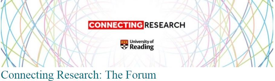 Connecting Research Blog logo