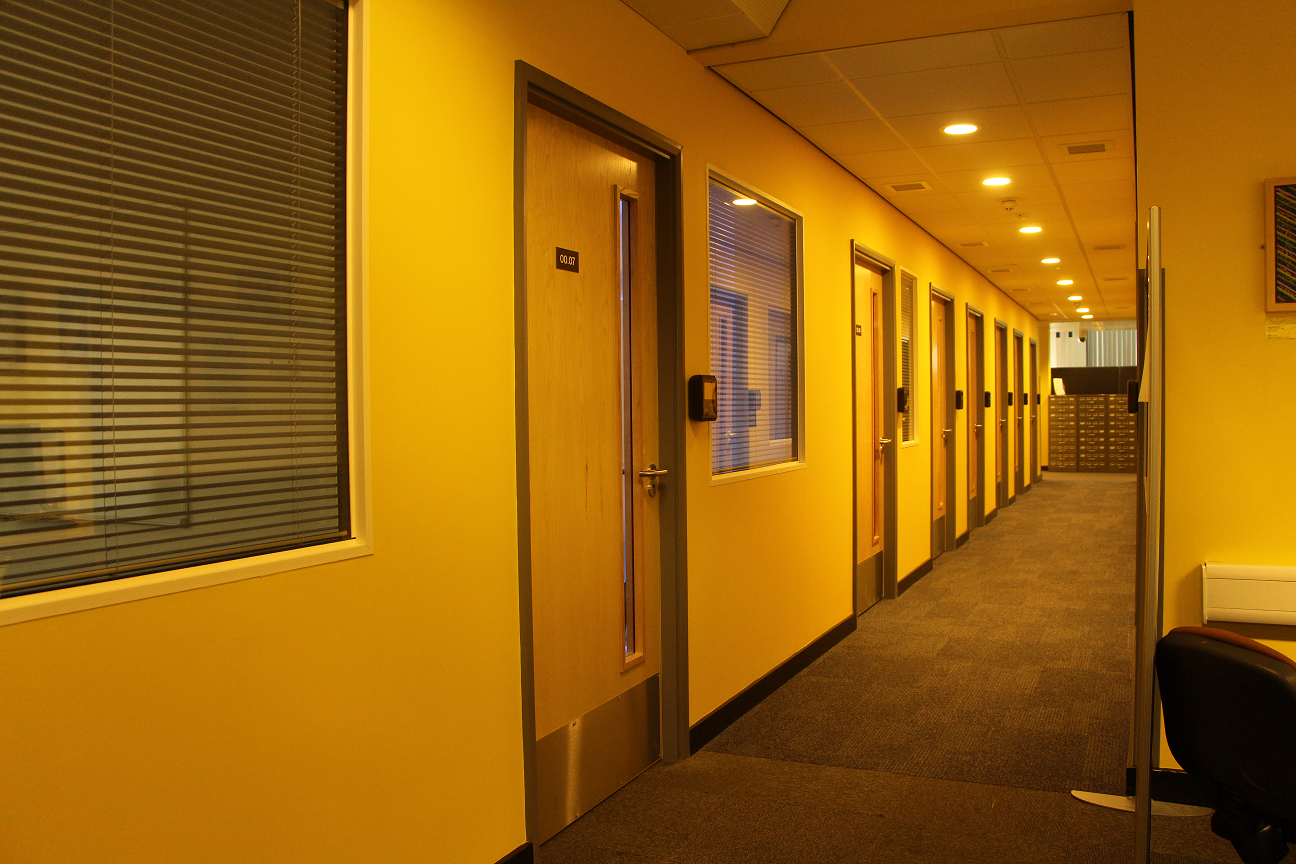 Study Rooms on the Lower Ground Floor in Kimberlin