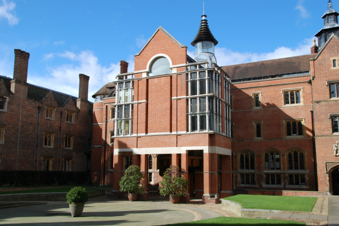 Image of the Library, St John's College