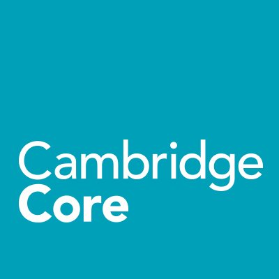 logo Cambridge Core