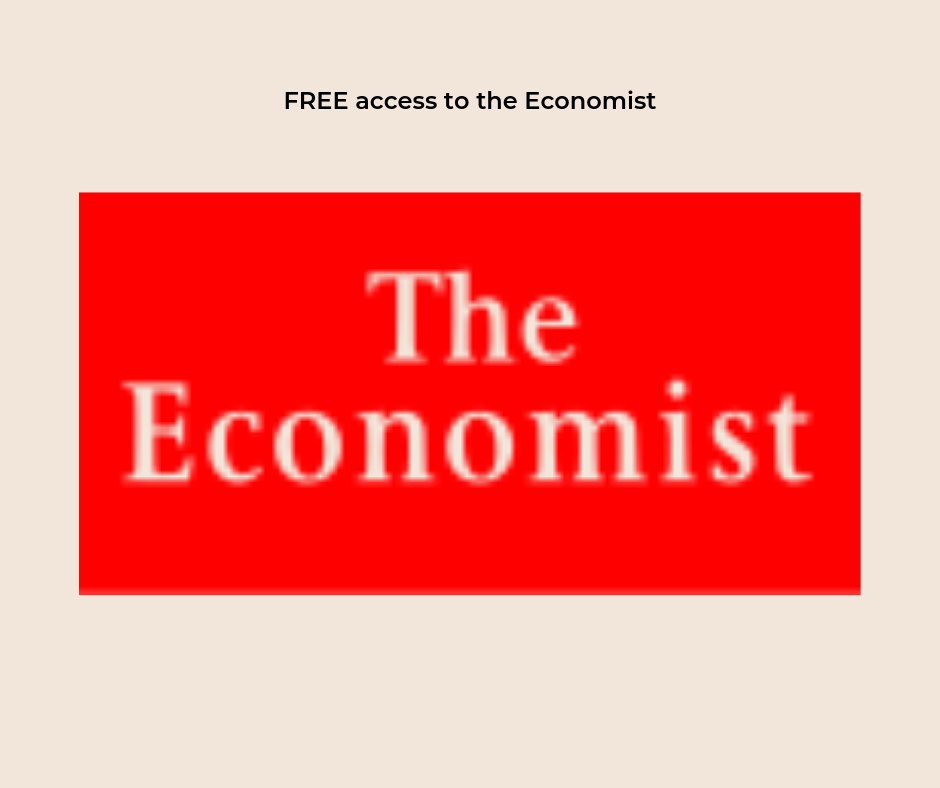 Link to The Economist