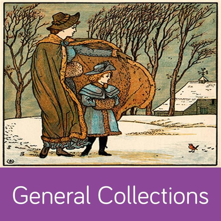 General collections special collections icon