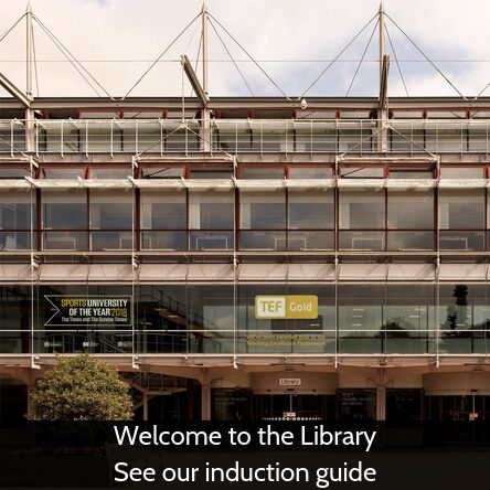 Library induction guide