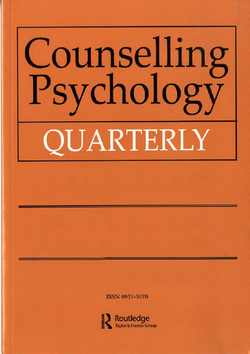 journal of Counselling Psychology Quarterly