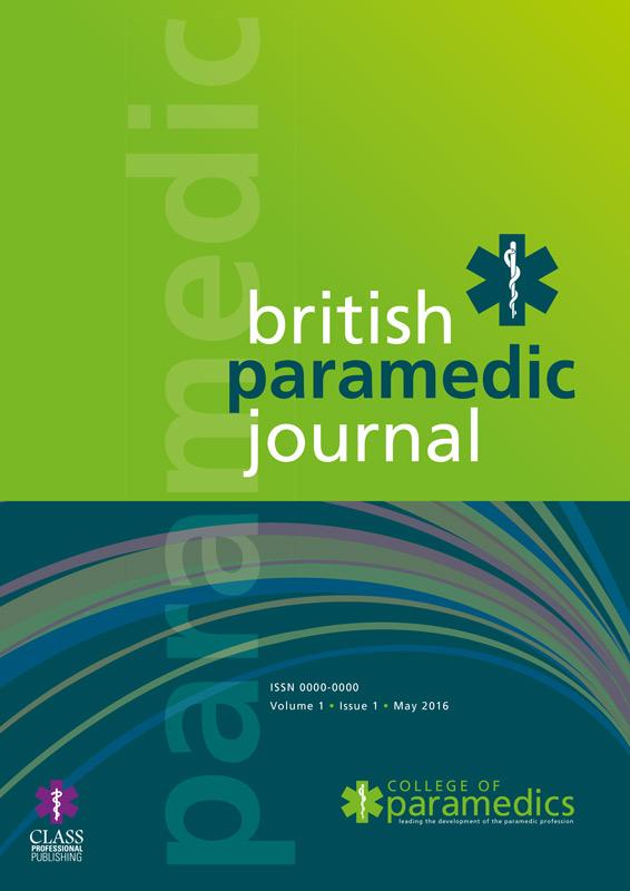 British Paramedic Journal