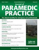 Journal of Paramedic Practice