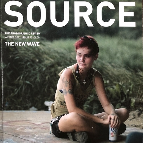 Cover of Source magazine