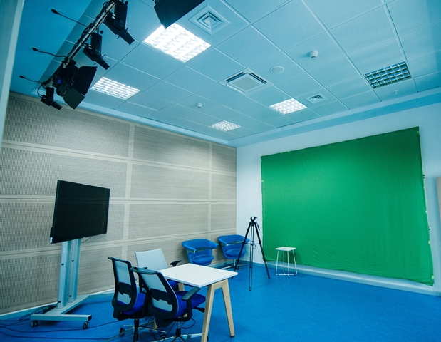 video recording room