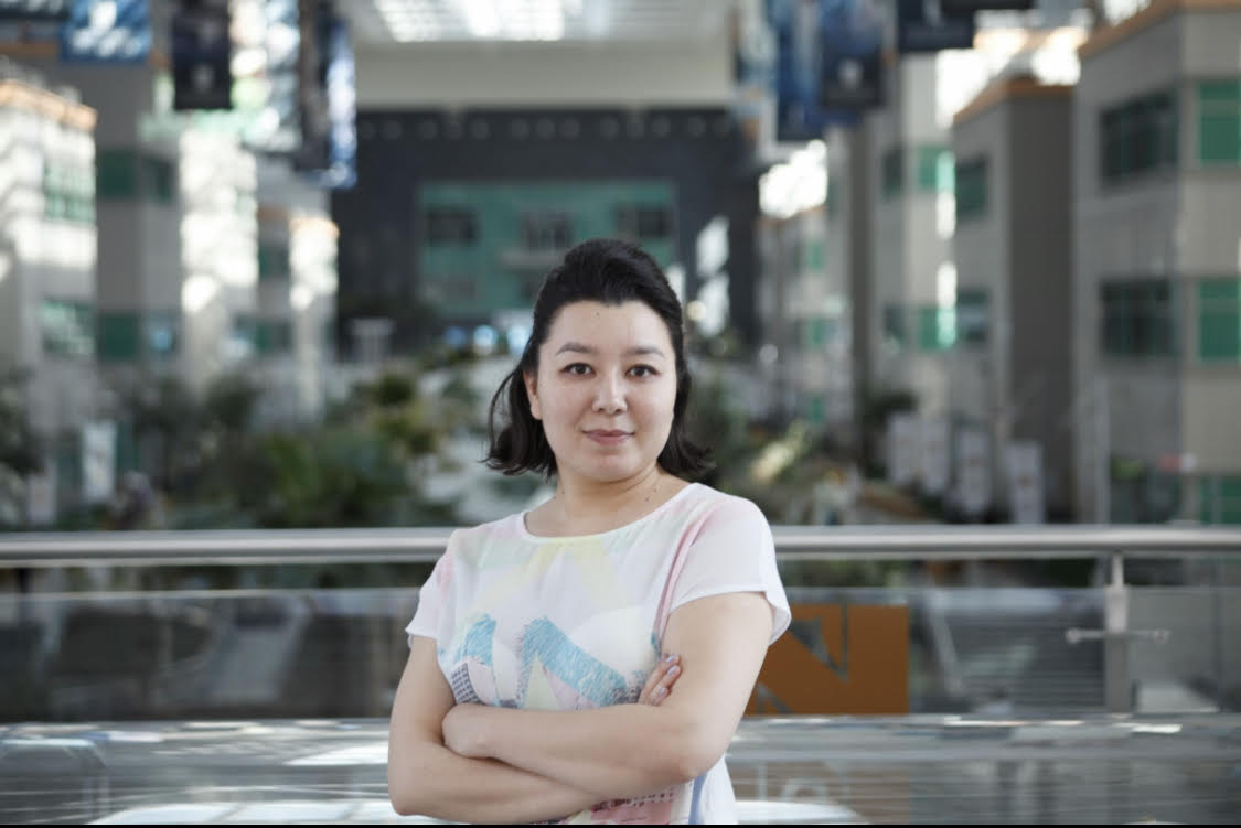 Profile photo of Aigerim Akparova