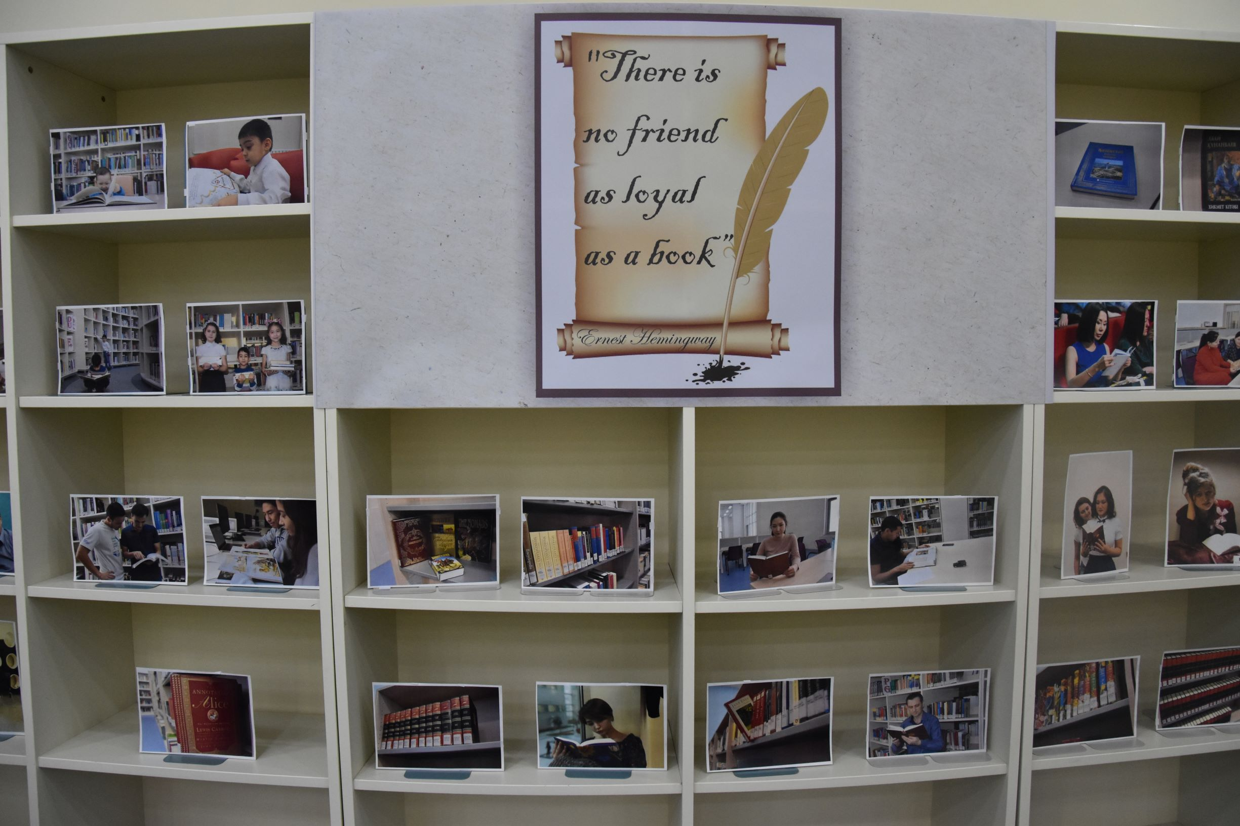 book display
