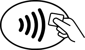 mifare contactless symbol