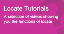 Link to Locate Tutorials