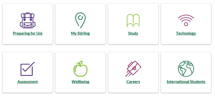 Stirling Essentials homepage