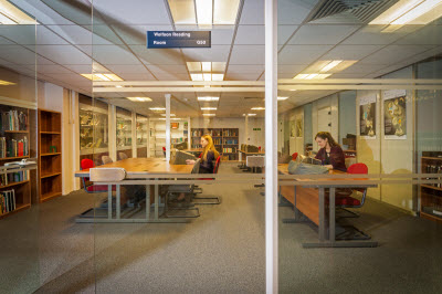 Special Collections & Archives Reading Room