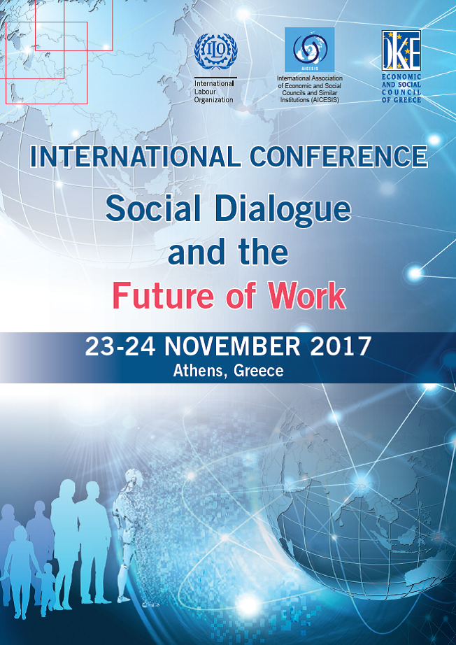 Social Dialogue and the Future of Work