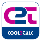 Cool 2 Talk logo