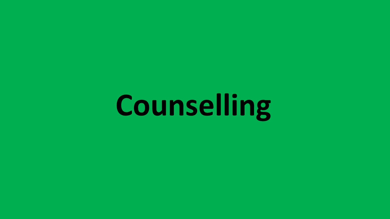 Counselling