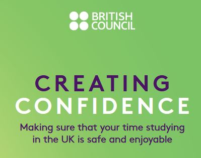 British council creating confidence