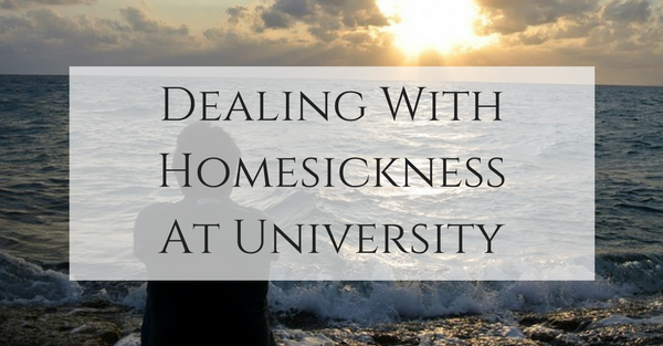 Dealing with homesickness at University