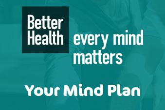Better health every mind matters your mind plan