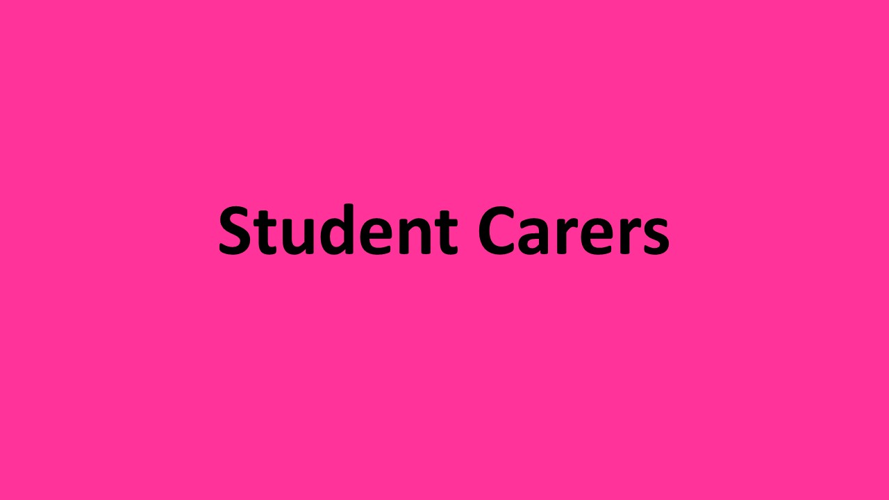 Student Carers